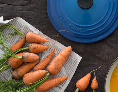 AL NATURAL: Food Styling