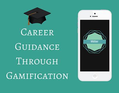 Mobile app for career Guidance