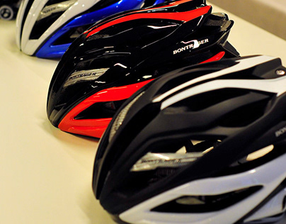 Bontrager Specter cycling helmet.