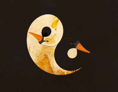 black swan tribute poster