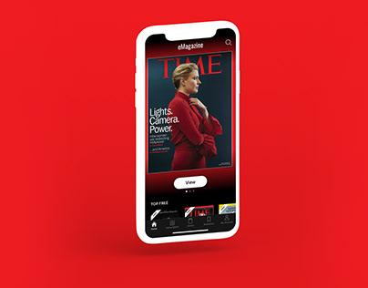 eMagazine Concept App