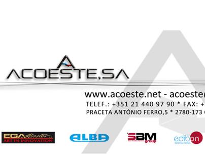 Acoeste, SA Porta Folhetos
