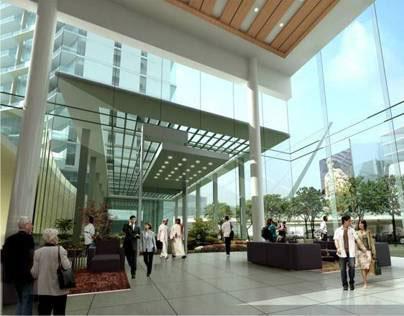 Carina Views Towers, UAE with KEO Design