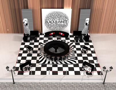 Black& White Lounge