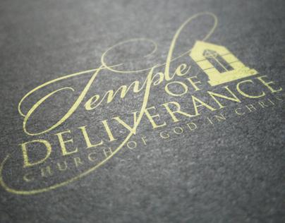 Temple of Deliverance Logo
