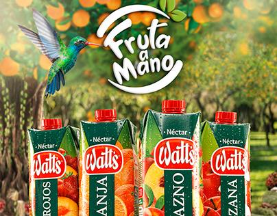 Fruta a Mano