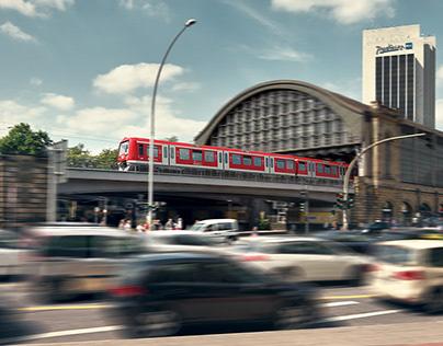 S Bahn Hamburg