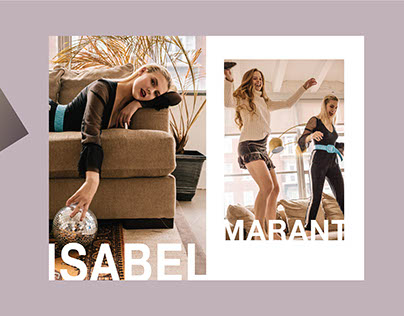 Isabel Marant: A Mock Ad Campaign
