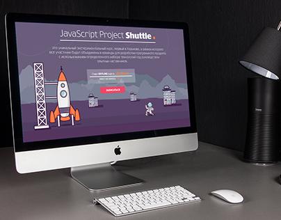 JavaScript Project Shuttle
