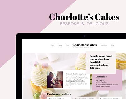 Charlotte's Cakes
