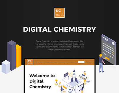 Digital Chemistry Automation | Workflow System