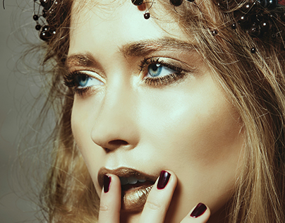 Auburn Beauty on ShuString Magazine // ISSUE 04