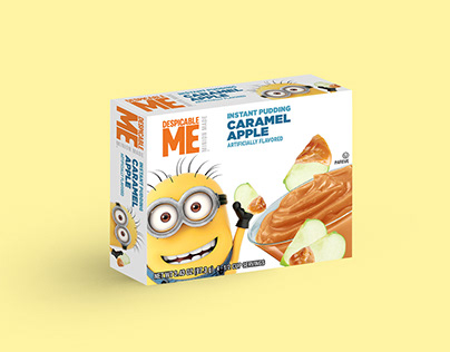 Minions Packaging Design