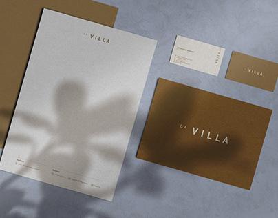 LaVilla Branding