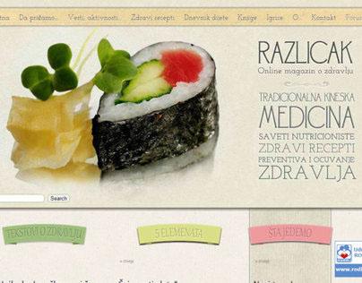 Razlicak.com