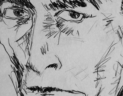 Artaud - noche / poeta negro
