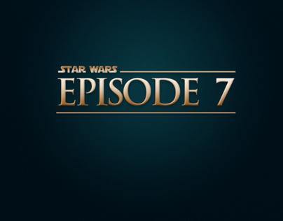 Star Wars : Episode 7
