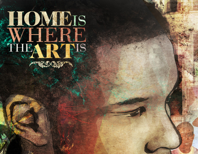 Album Art - Substantial 'Home Is Where The Art Is'