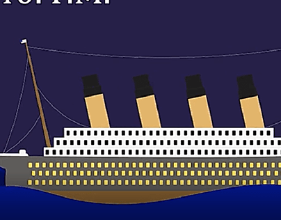 Video about Titanic