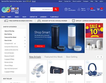 Wordpress Aliexpress WooCommerce Dropshipping Store