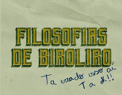 Filosofias do Biroliro