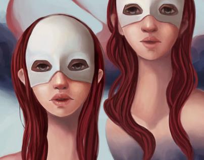 Digital Illustrations: 2011 - 2012