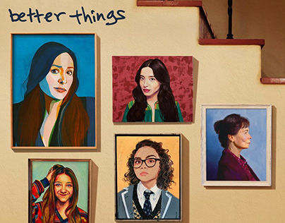 KEY ART 'BETTER THINGS' SEASON 4