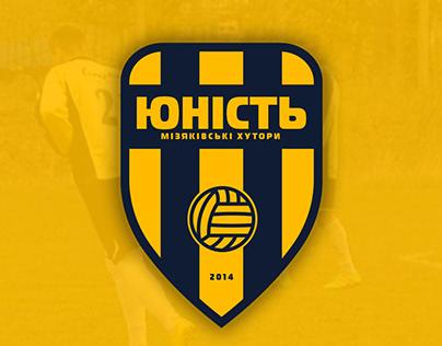 FC Yunist' Rebrending
