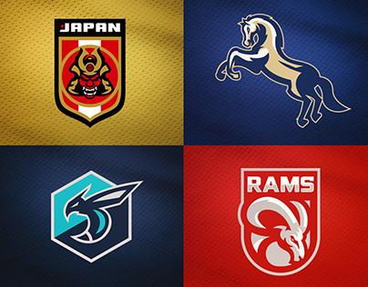 Sport Logos Collection | Vol.2