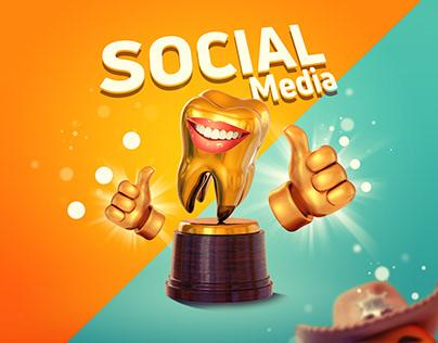 Social Media ( for teeth )