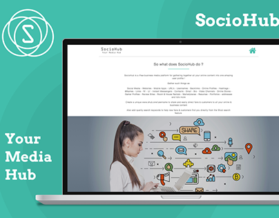 A business media platform