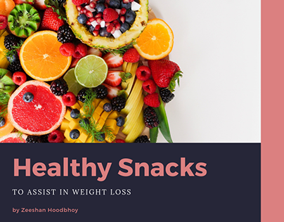 Healthy Snacks to Assist in Weight Loss
