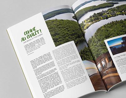 Magazine Hotellerie Champêtre