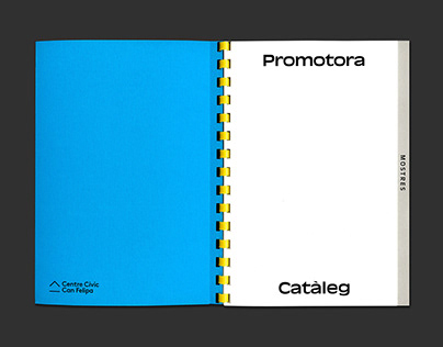 Promotora, catalogue