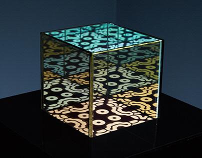 Cube: Organic Geometry
