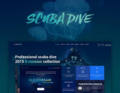 Cube Dive- Scuba dive equipment shop