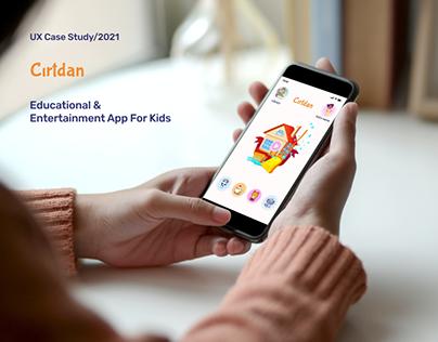 Educational & Entertainment App For Kids