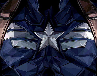 Captain America Triptych