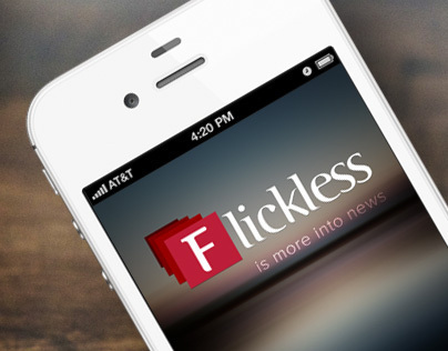 Flickless iOs App