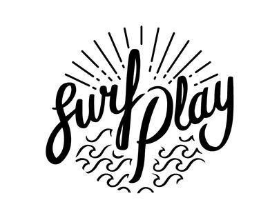 Surf Play Logo