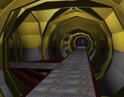 US Titan Missile Base Cold-War Tunnels - Activeworlds