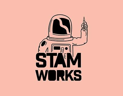 Stam Works on Behance