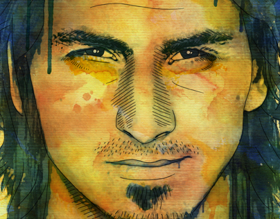 Chris Xavier Art - Paintings