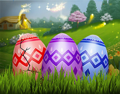 Auraweb-Banner and Easter Promo