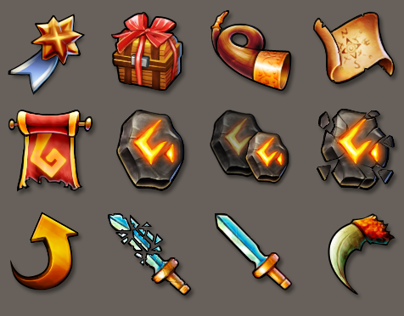 Miscellaneous Icons and Logos