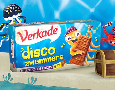 Packaging | Discozwemmers