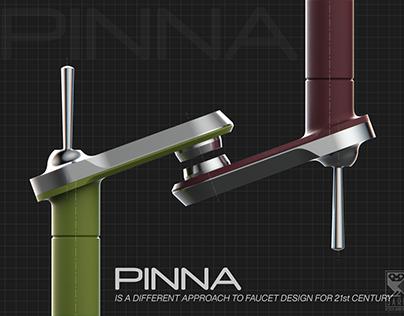 PINNA, Faucet Design