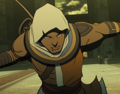 Assassin's Creed: Origins | Animation Launch Trailer
