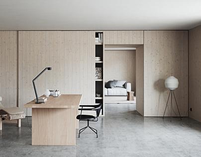 Wood Panels 02