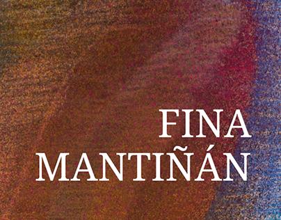 Catálogo Fina Mantiñán